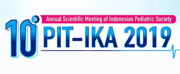 THE 10TH ANNUAL SCIENTIFIC MEETING OF INDONESIAN PEDIATRIC SOCIETY